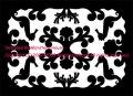 110cm×80cmパターン(シェル&サンゴ&タツノオトシゴ)