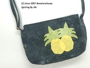 画像1: パイナップルのミニショルダーバッグ