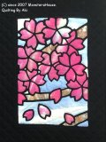 4月:サクラ Pattern