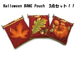画像1: ハロウィン3種類のBANE口ポーチのセット