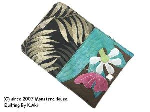 画像2: フタ付簡単ミニポーチ ナウパカと蝶