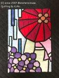 6月:アジサイと舞妓さん Pattern