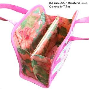 画像3: プルメリアのバッグinバッグ