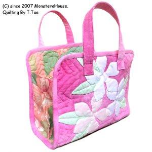 画像2: プルメリアのバッグinバッグ