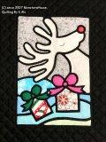 12月:トナカイのプレゼント